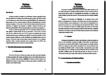 Jean de La Fontaine, Les Devineresses : commentaire