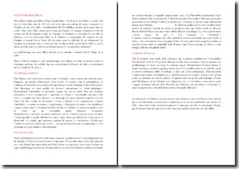 La Fontaine, Fables, Le Pouvoir des Fables : commentaire composé