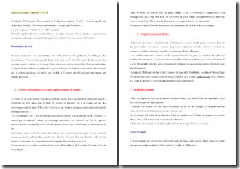 Voltaire, Candide, Chapitres 17 et 18 : commentaire