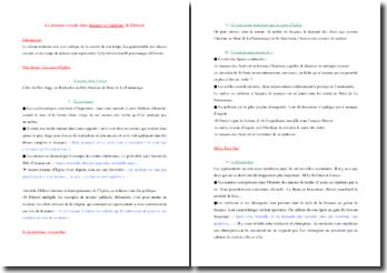 La peinture sociale dans Jacques le Fataliste de Diderot
