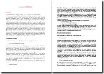 Arthur Rimbaud, Poésies, Le mal : commentaire