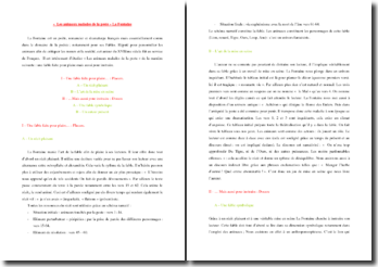 La Fontaine, Fables, Les animaux malades de la peste : commentaire