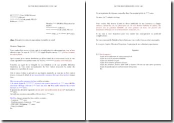 Lettre d'acceptation de redressement fiscal et demande de remise des majorations et intérêts de retard