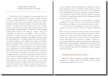 Musset, Lorenzaccio, Acte II scène 4 : la scène du spectre