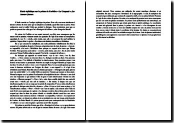 Corbière, Les Amours jaunes, Le Crapaud : étude stylistique