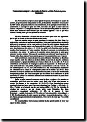 Baudelaire, Petits poèmes en prose, Le joujou du pauvre, Extrait : commentaire composé