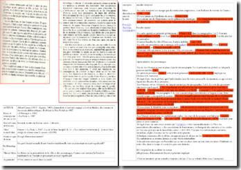 Camus, La Peste, Incipit, Extrait : commentaire
