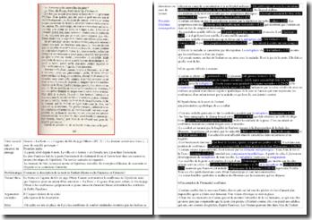 Camus, La Peste, Acte IV scène 3, L'agonie du fils du juge Othon : commentaire