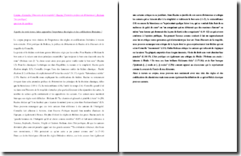 Corneille, Racine et Boileau : L'importance des règles et des codifications littéraires