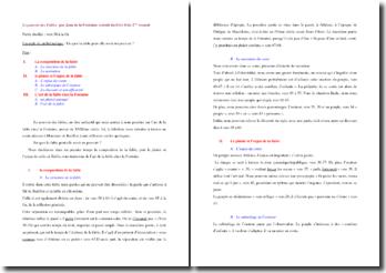 Jean de la Fontaine, Le pouvoir des fables : commentaire