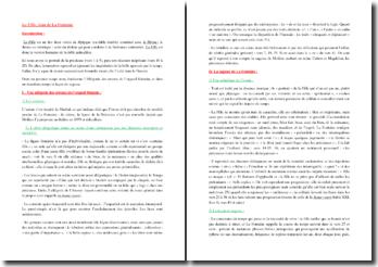 Jean de La Fontaine, Fables, La Fille : commentaire