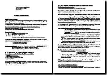 Voltaire, Candide, Chapitre XIX : le nègre de Surinam