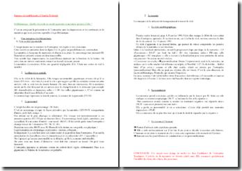 Amélie Nothomb, Stupeur et Tremblements : commentaire