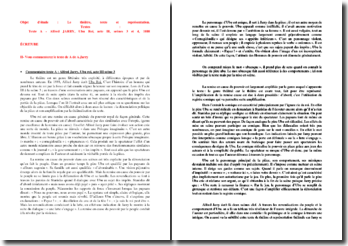 Alfred Jarry, Ubu Roi, Acte III scènes 3 et 4 : commentaire