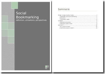 Social Bookmarking : définition, utilisations, perspectives