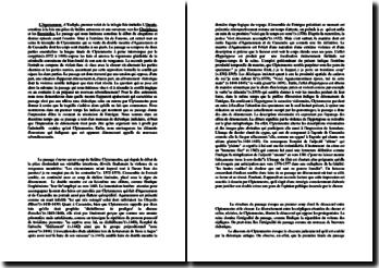Eschyle, Orestie, Agamemnon, Vers 1371 à 1440 : commentaire