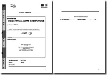 Livret de validation des acquis de l'expérience (VAE) : la paie de l'entreprise