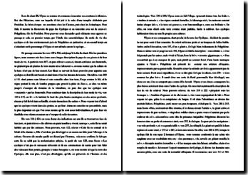 Homère, L'Odyssée, Chant IX, vers 105 à 556 : commentaire