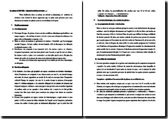 Baudelaire, Les Fleurs du Mal, Spleen et Idéal, Spleen (LXXVIII)
