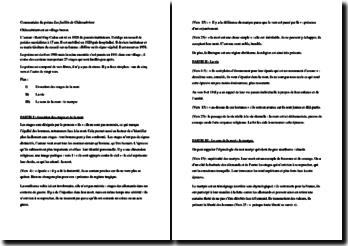 Cadou, Pleine Poitrine, Les fusillés de Châteaubriant : commentaire