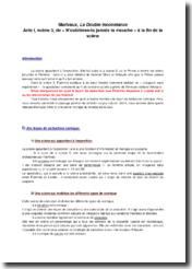 Marivaux, La Double Inconstance, Acte l, Scène 3, Extrait