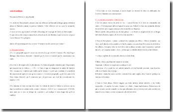 Diderot, Encyclopédie, Autorité politique : lecture analytique