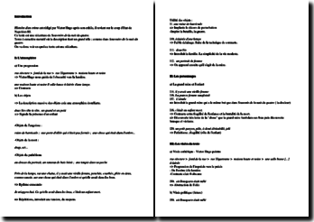Victor Hugo, Histoire d'un crime, Souvenirs de la nuit du quatre : analyse
