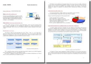 Dossier BTS MUC : validation des acquis de l'expérience (VAE)