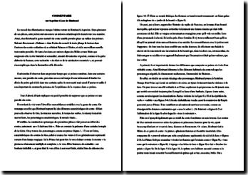 Arthur Rimbaud, Illuminations, Conte