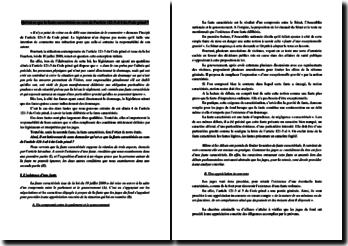 Qu'est-ce que la faute caractérisée au sens de l'article 121-3 alinéa 4 du Code pénal ?
