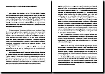 Marivaux, L'Ile des esclaves, Scène 2, Extrait : commentaire