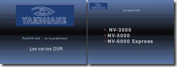 Les cartes DVR (Digital Video Recorder)