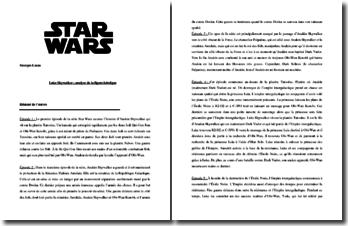 La figure héroïque de Luke Skywalker
