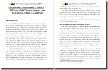 Citoyenneté, Etat-nation et transformation sociale