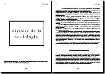 Damien de Blic et Jeanne Lazarus, Sociologie de l'argent