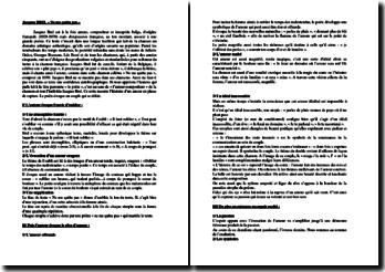 Jacques Brel, Ne me quitte pas : commentaire