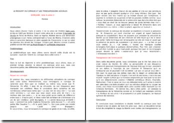 Le ressort du comique et les transgressions sociales, Dom Juan : Acte IV, Scène 3