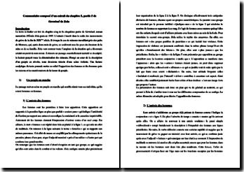 Zola, Germinal, Partie 5, Chapitre 5, Extrait : commentaire composé