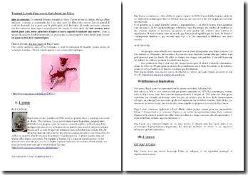 Ray Caesar, Kit Kat Study : présentation de l'oeuvre