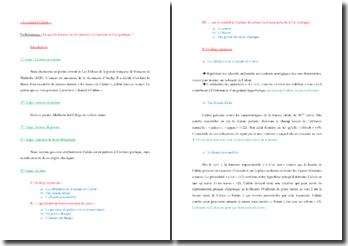 Malherbe, Les Délices de la poésie française, Le sonnet à Caliste : commentaire