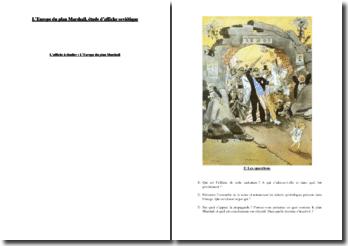 Deux mondes-deux résultats : étude d'une affiche soviétique