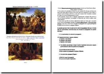 Pierre Narcisse Baron Guérin, Bonaparte fait grâce aux revoltés du Caire : commentaire