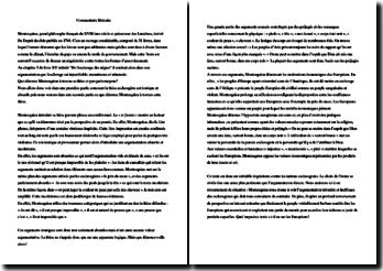 Montesquieu, De l'esprit des lois, Livre XV, chapitre 5