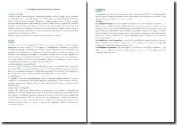 Le repérage des centres et des périphéries européennes (CRPE)