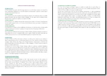 Les facteurs de diversité du territoire français (CRPE)