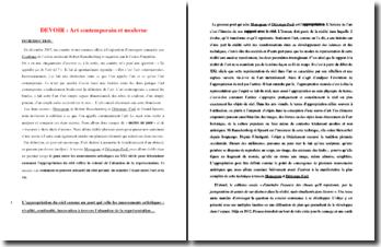 Analyse de Monogram de Rauschenberg et Détrompe-l'oeil de Spoerri