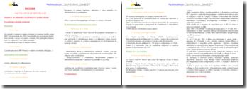 Fiches Bac S : Histoire, Géographie, Anglais, Espagnol