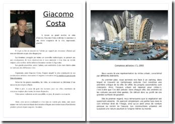 Giacomo Costa, la nature dans la ville