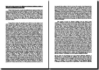 Quels sont les points communs et les différences des dictatures totalitaires en Italie, en Allemagne et en URSS dans les années 1930 ?