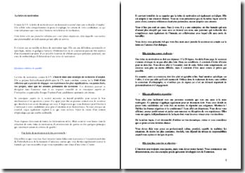 La lettre de motivation : quelques règles pour augmenter le nombre de vos entretiens de recrutement